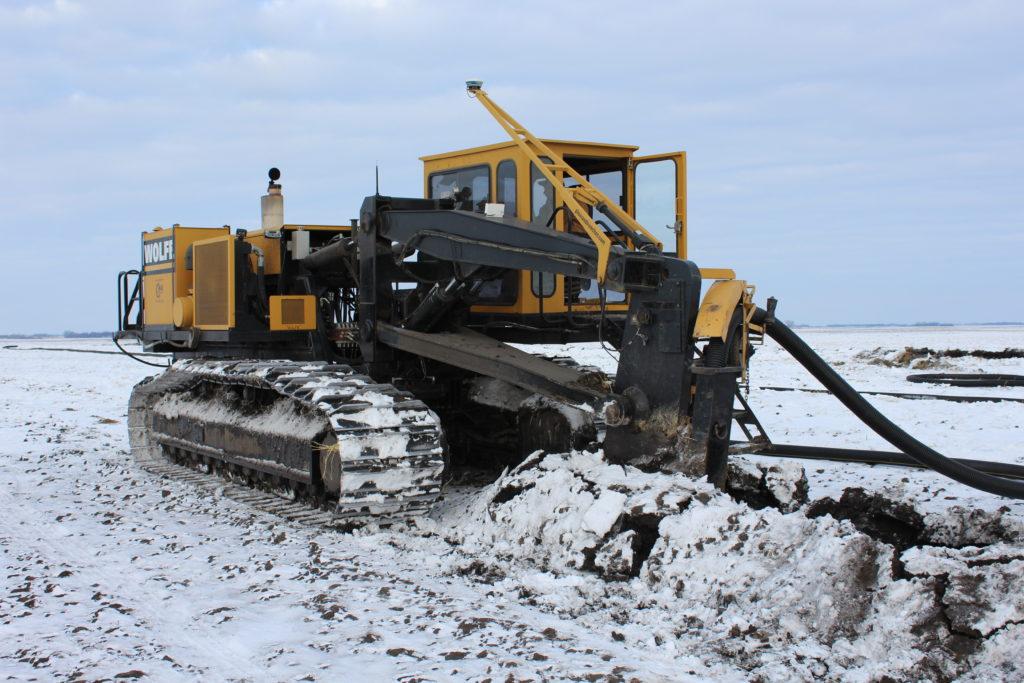 Wolfe 540 Plow